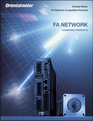 Oriental Motor FA Network brochure