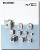 PKP Series high torque stepper motors brochure