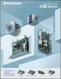 CVD Series stepper motor drivers brochure
