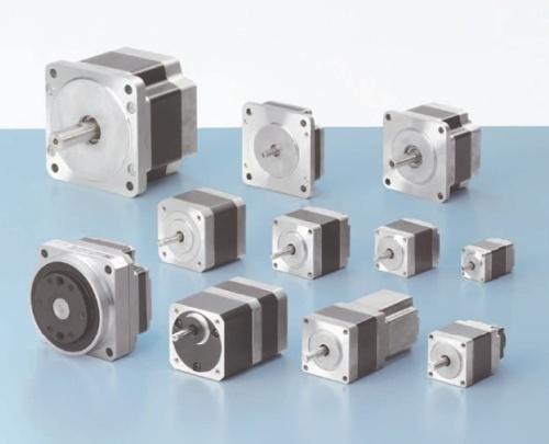 PKP Series high torque stepper motors lineup