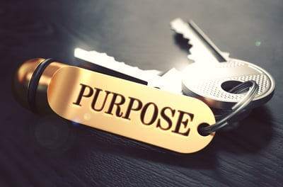 key to purpose