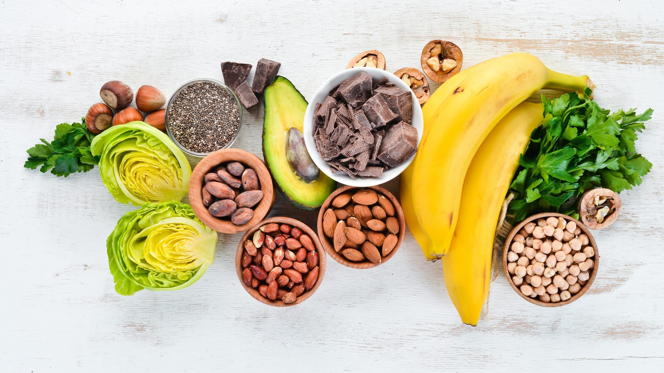 Magnesium Rich foods for obese individuals