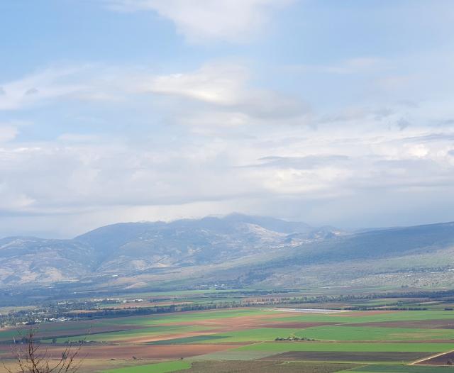 North of Israel