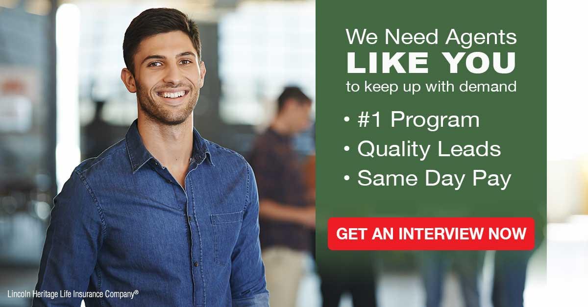 Life Insurance Agent - sales - job employment
