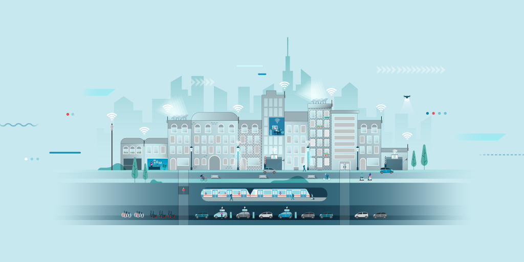 How 5G will pave the way for truly smart cities
