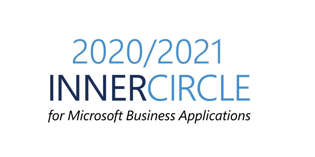 Cegeka in de top van Microsoft Business Applications