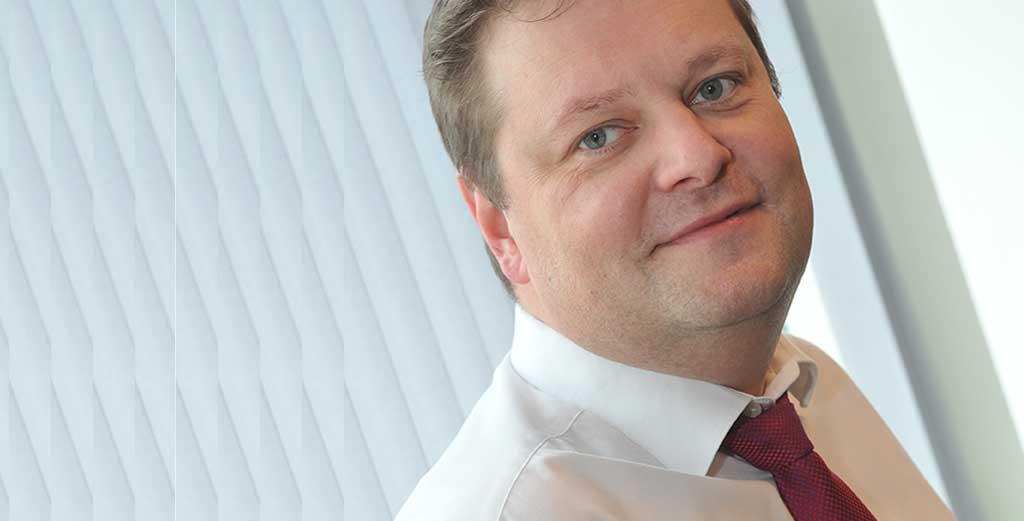 Bart Watteeuw becomes Cegeka's new Global VP Infrastructure
