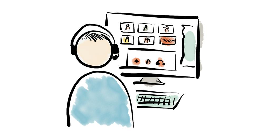 Agiles Arbeiten im Home Office: Aus dem Arbeitsalltag eines Coaches
