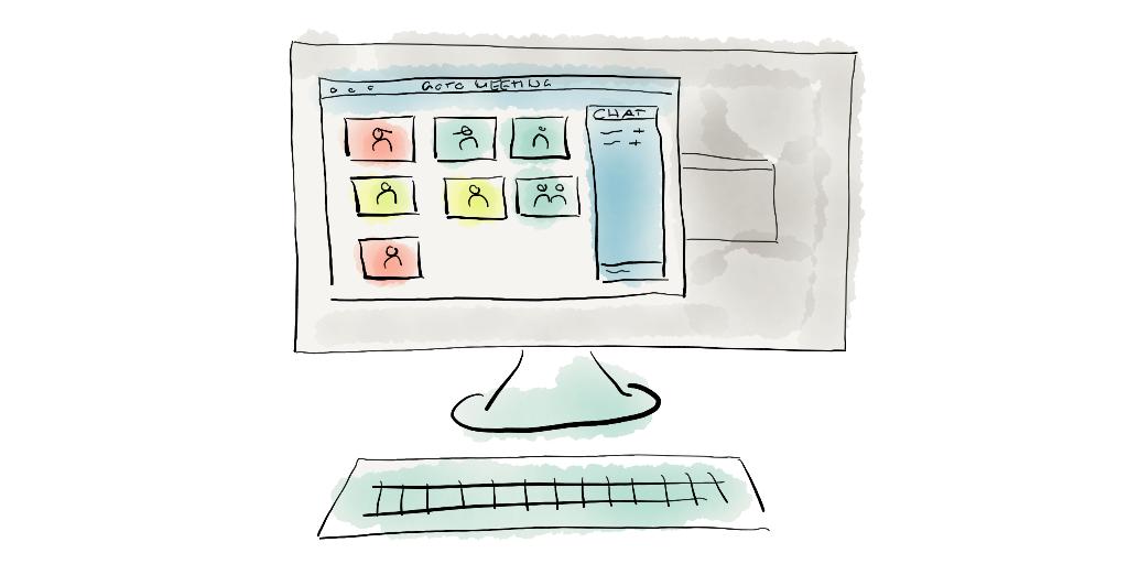 Agiles Arbeiten im Home Office: Moderation von Onlinemeetings