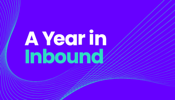 Find out what a year in inbound looks like