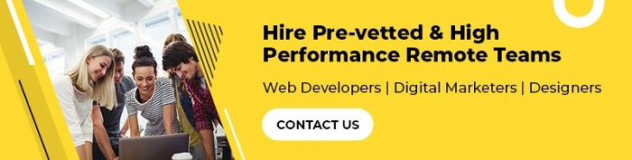 Hire Pre-vetted & High Performance Remote Teams