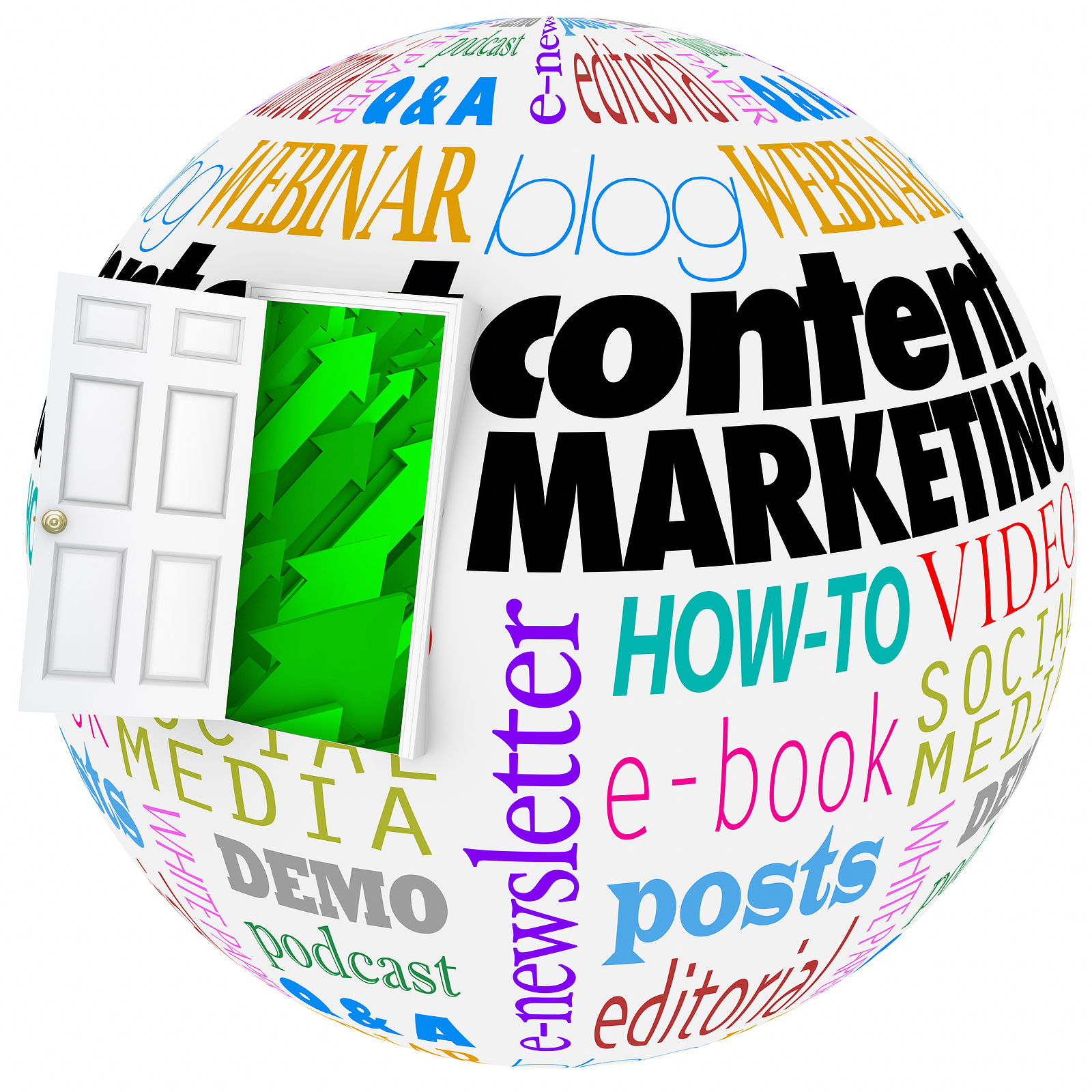 Content marketing for manufacturing companies