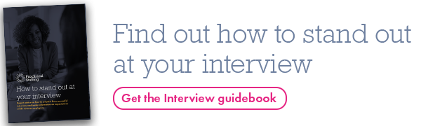 How to stand out at your interview Guidebook - Download