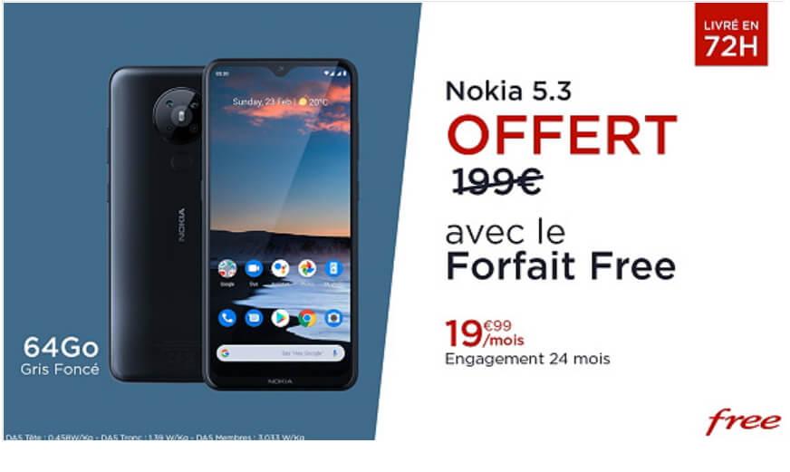 Vente privée Free Mobile : un forfait souscrit, un téléphone offert, une bonne affaire ?