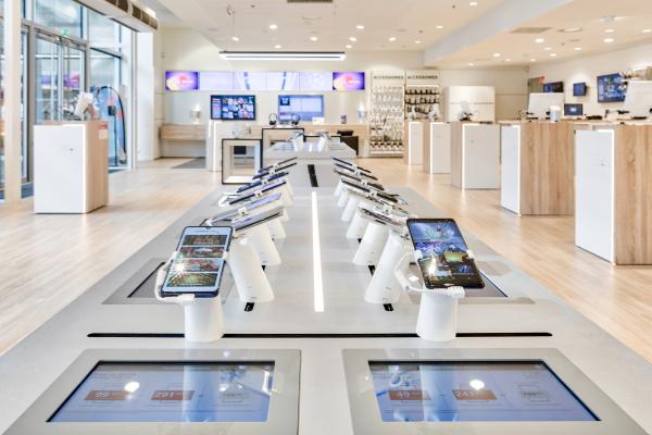 Acheter son smartphone avec SFR
