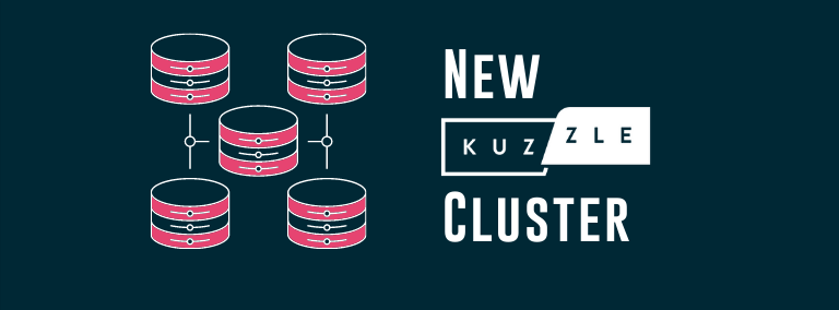 New Kuzzle Cluster: What, Why, How