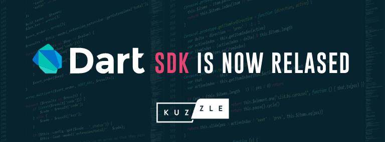 Dart SDK for Flutter released