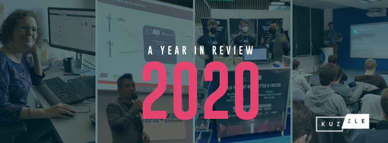 Kuzzle's 2020 Year in Review