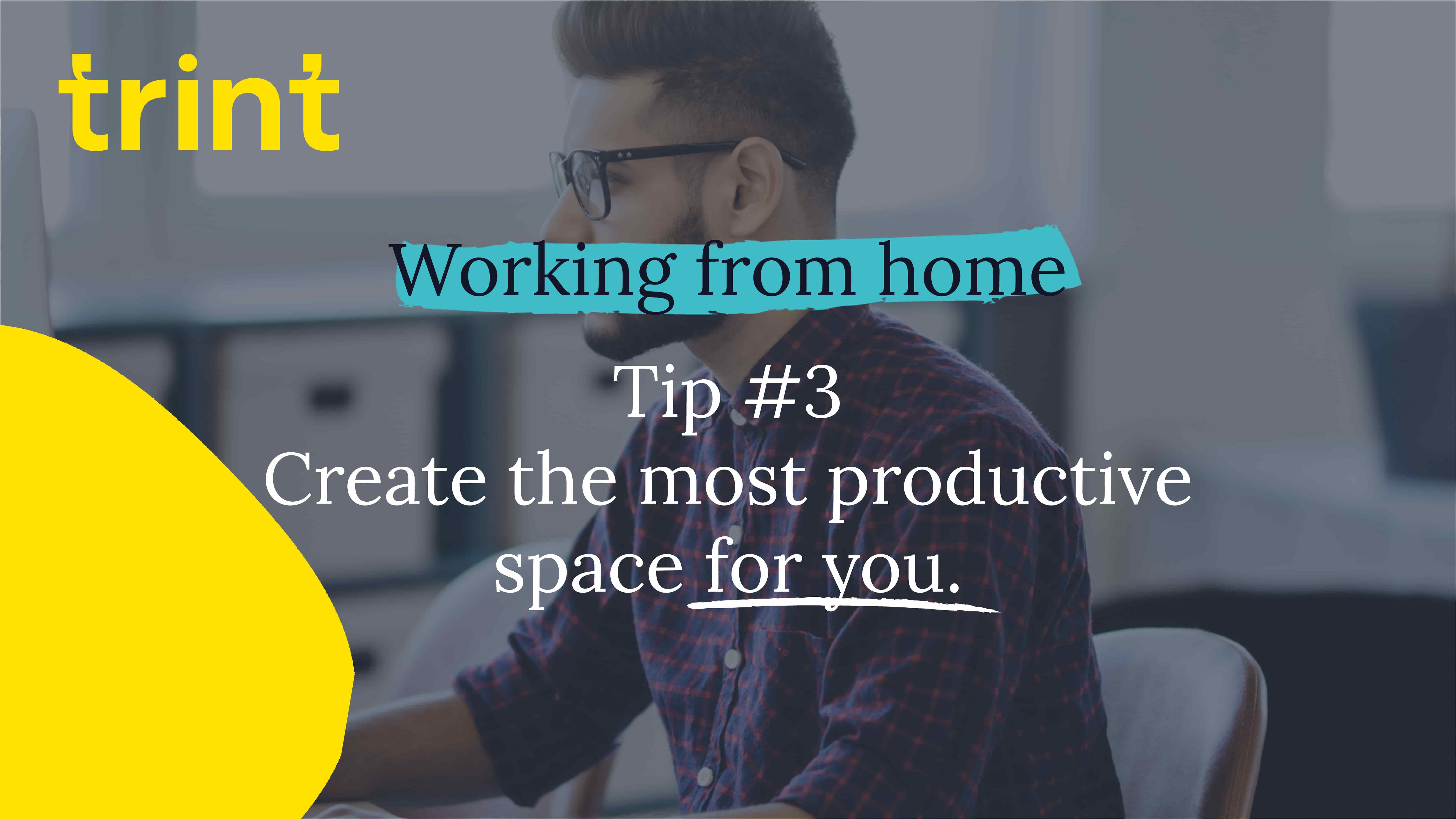 Trint Remote Working Tip 3