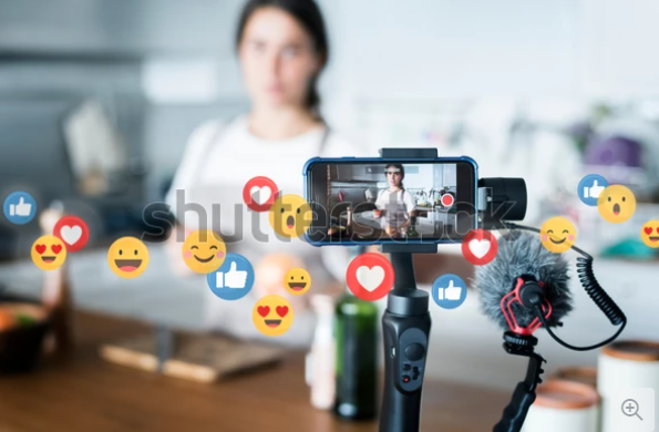 Sharing your videos on social media gives exposure unlike any other platform.