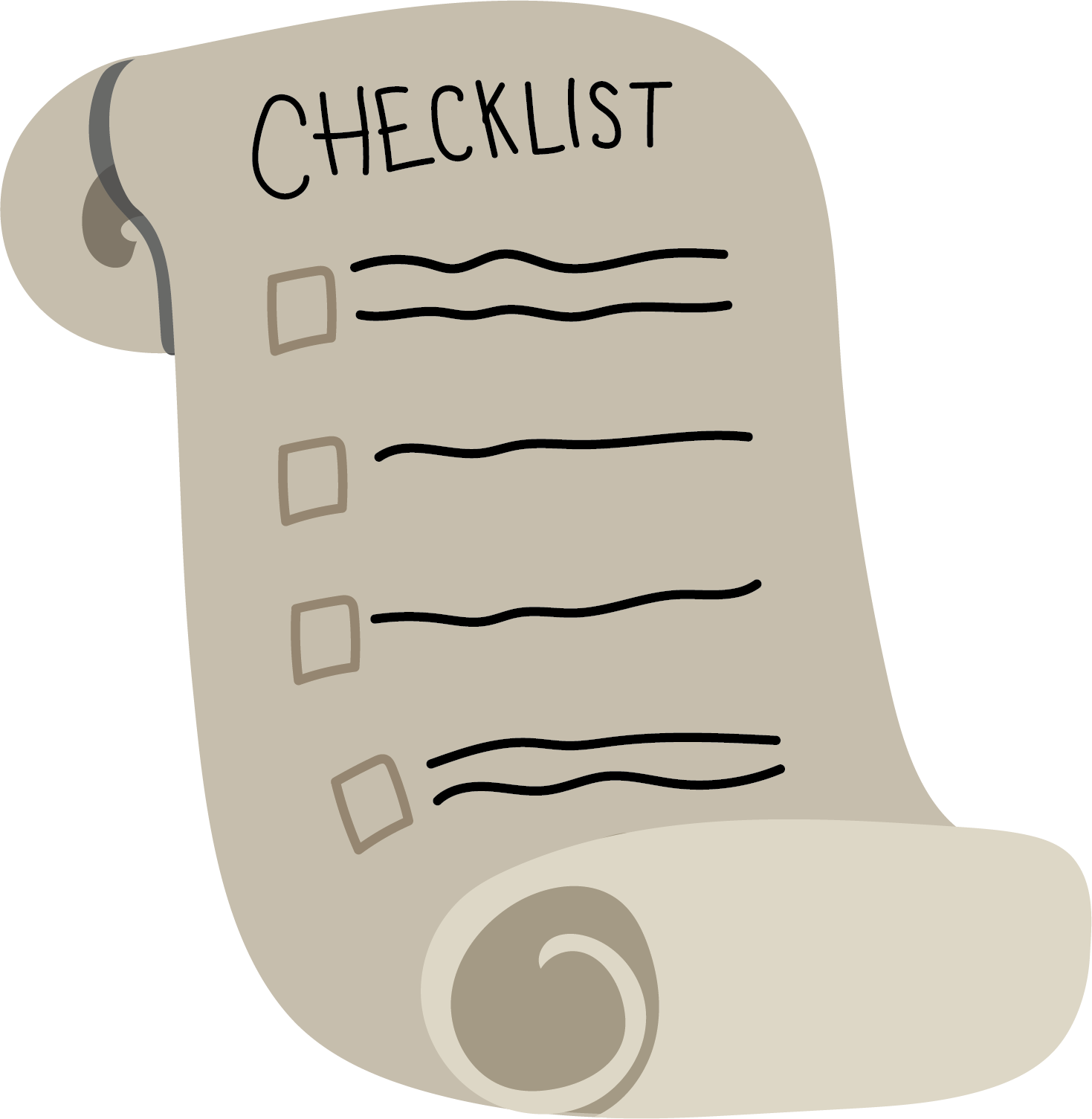 public transit cleaning checklist