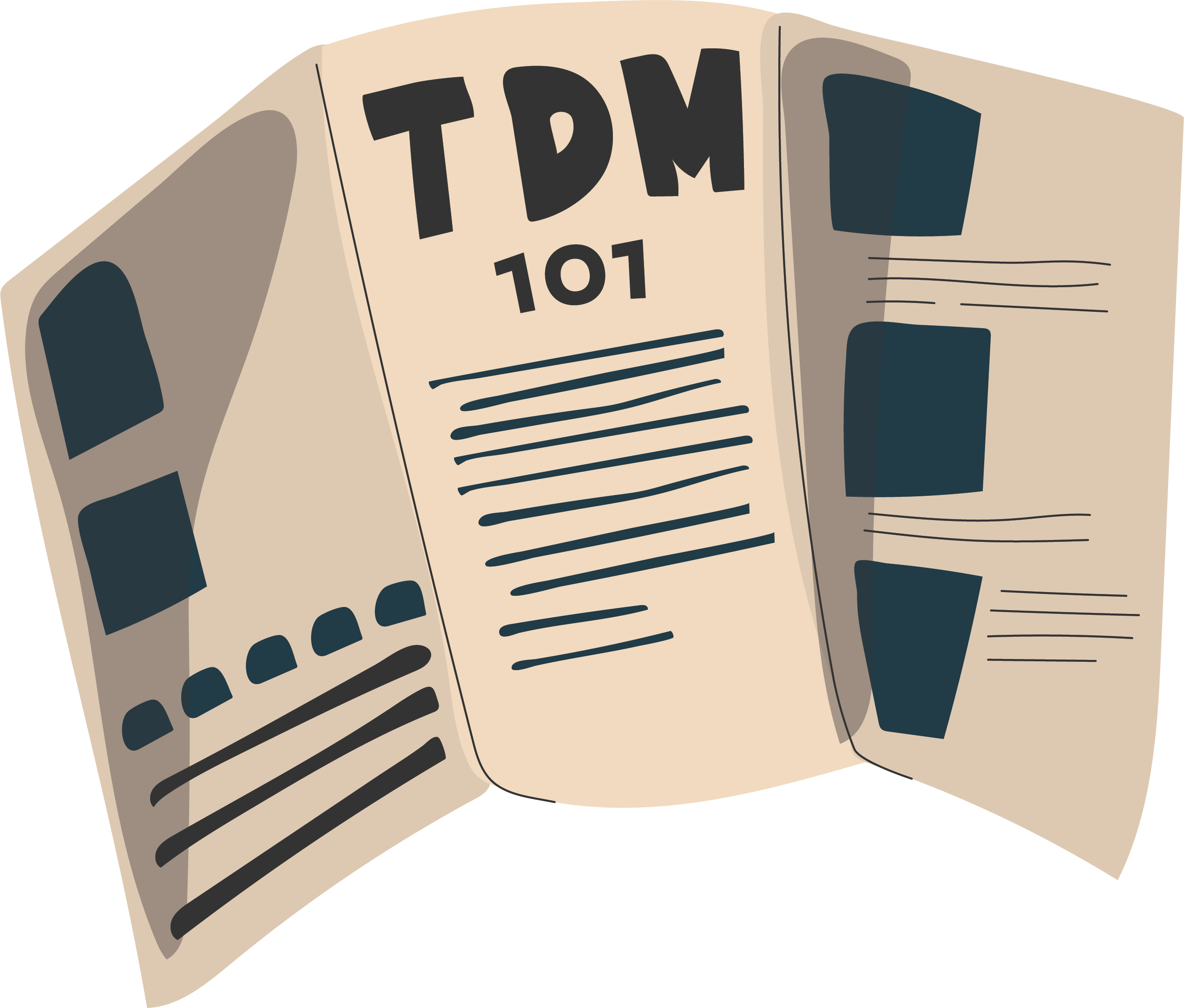 tdm101 current transportation demand management