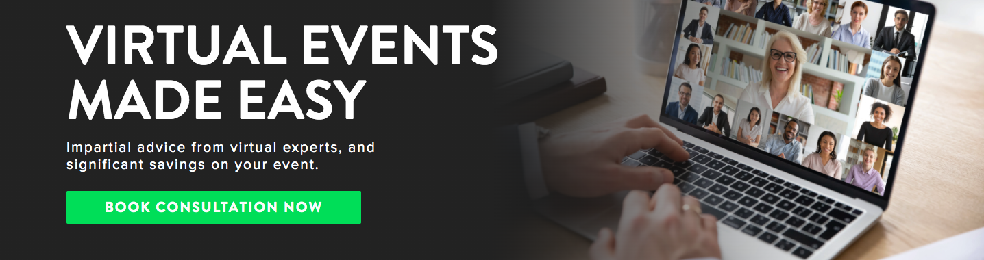 Virtual Events Made Easy