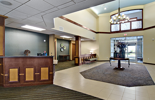 Highview Hills Lobby
