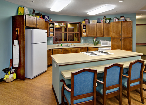Highview Hills Memory_Care_Kitchen