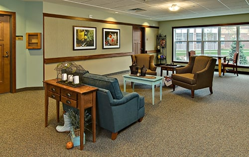 Highview Hills Memory Care Lounge
