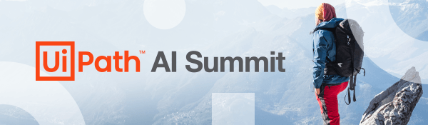 UiPath Ai Summit