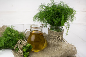 Canva---Oil-and-Dill-on-the-Table