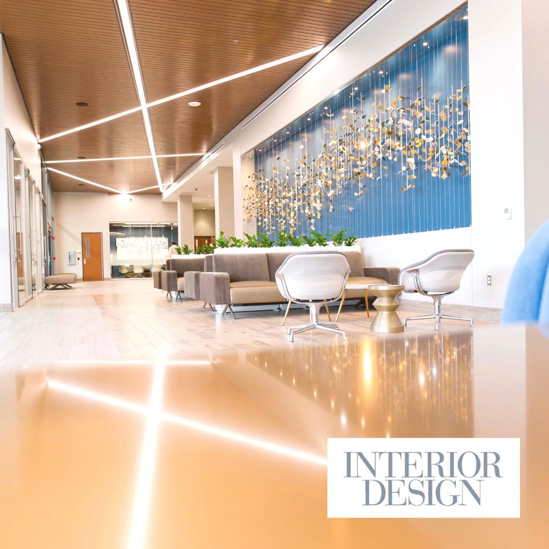 YGD in Interior Design Magazine