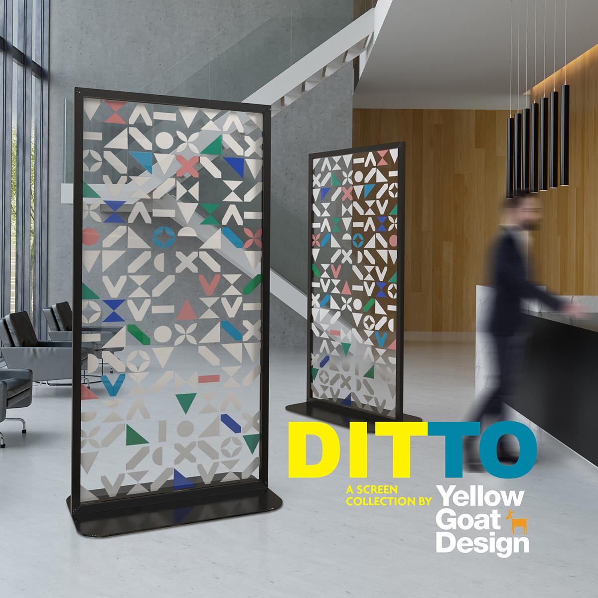 Yellow Goat Design DITTO-1