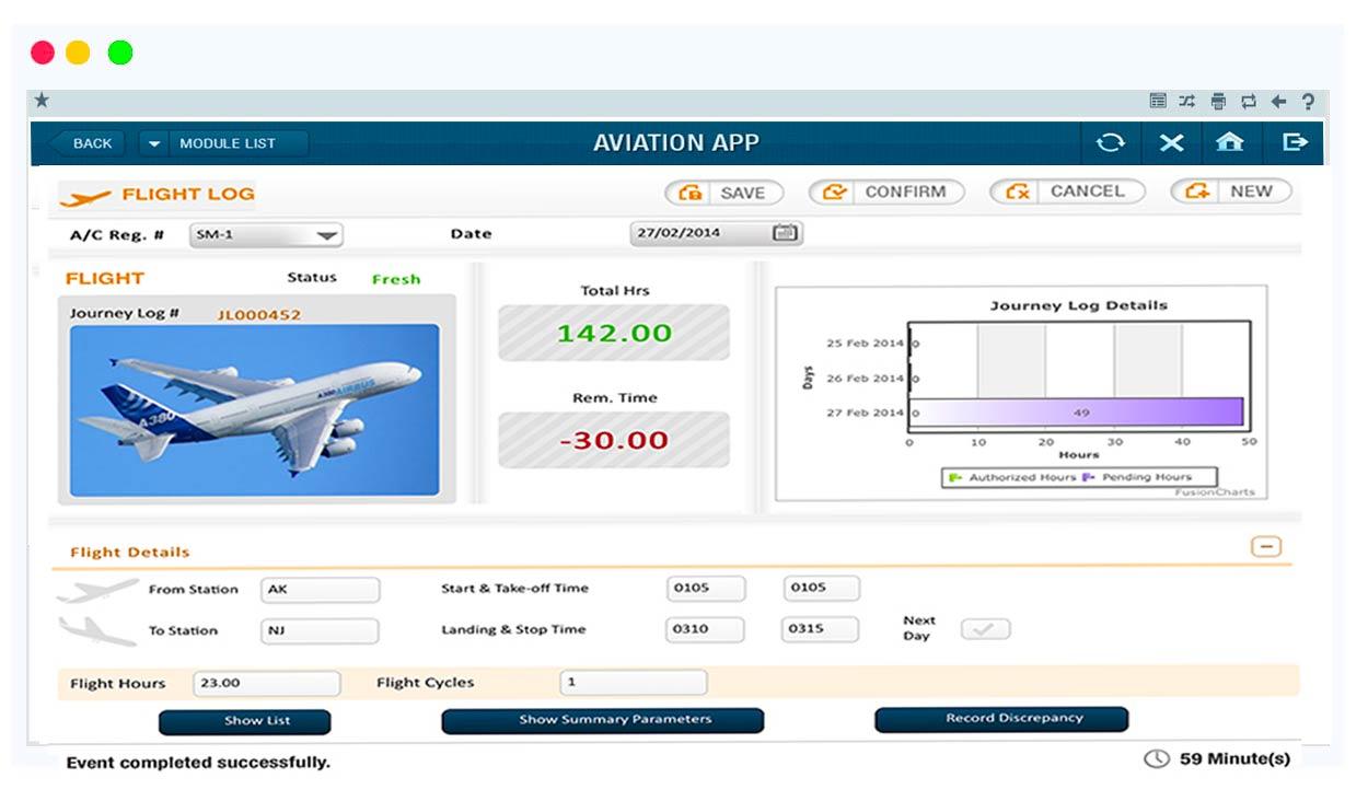 heli-Parameter-Value-Tracking