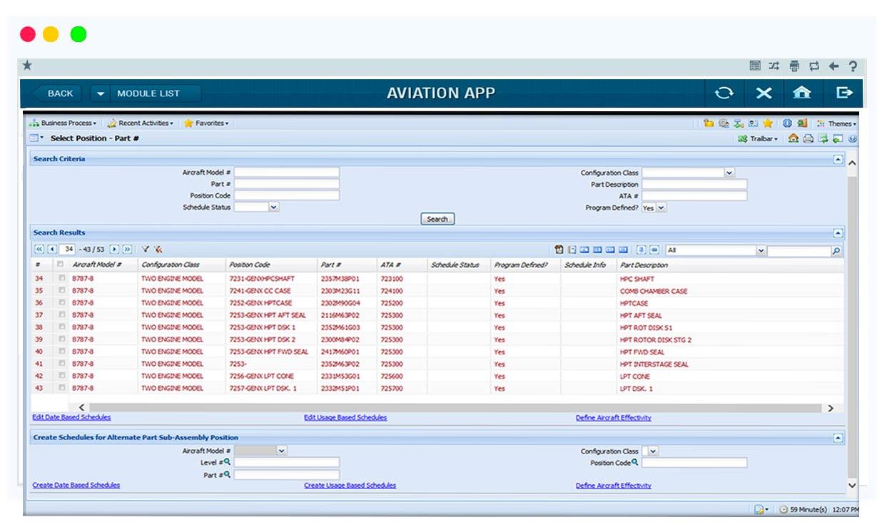 heli-Schedule-Tracking