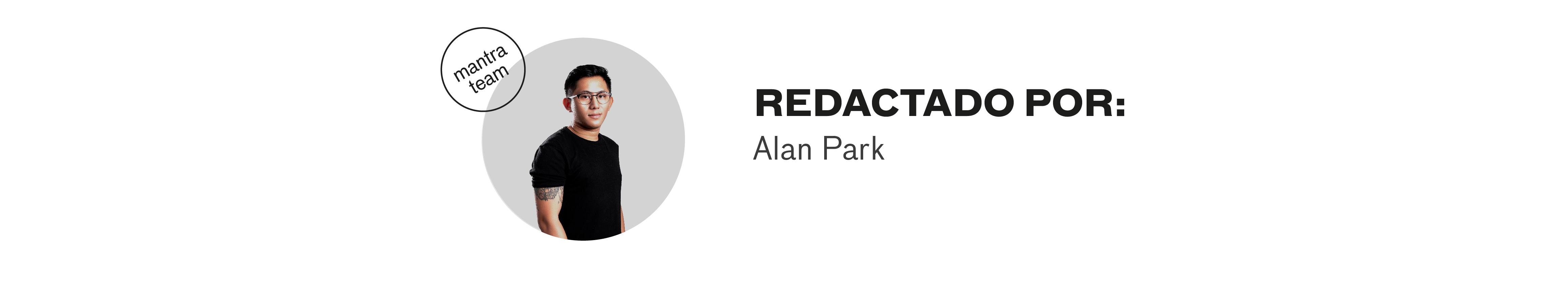 Redactado por Alan Park
