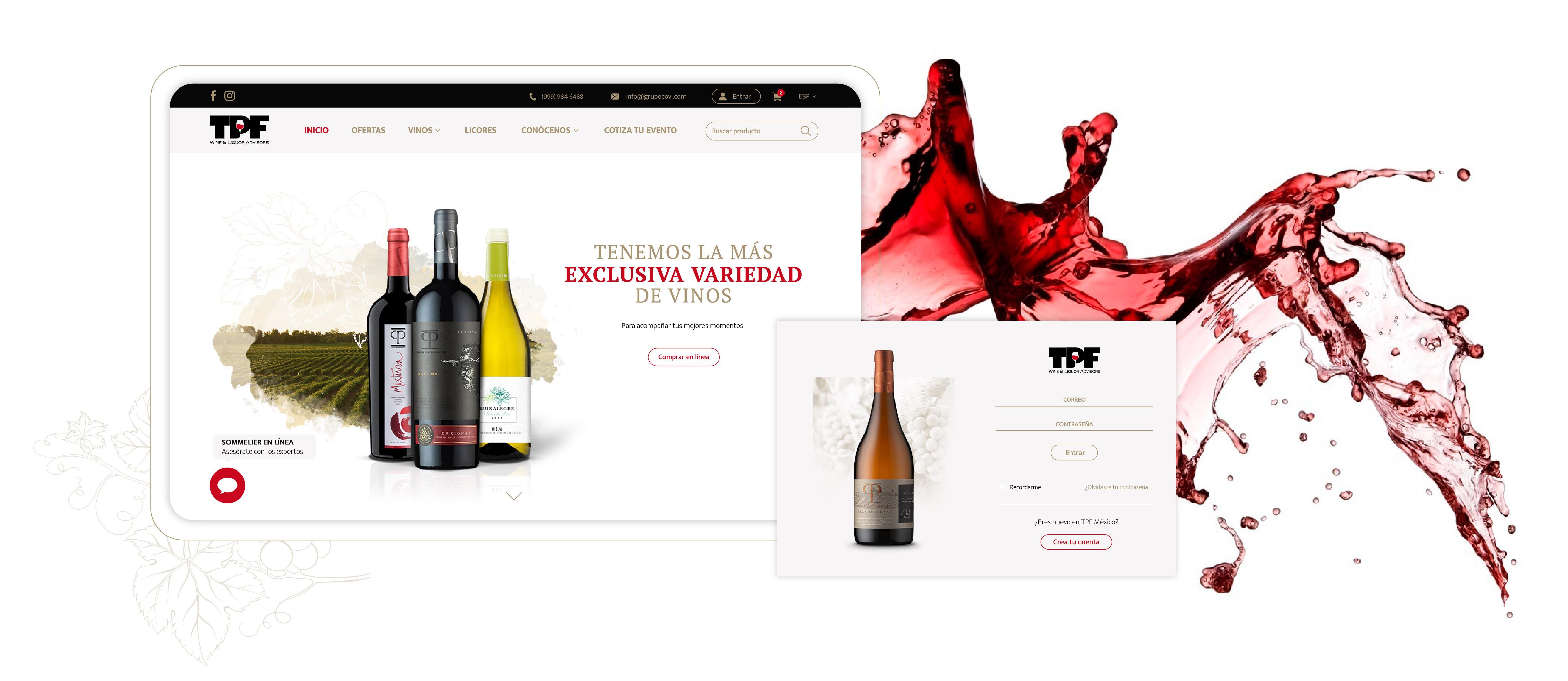 TPF ecommerce