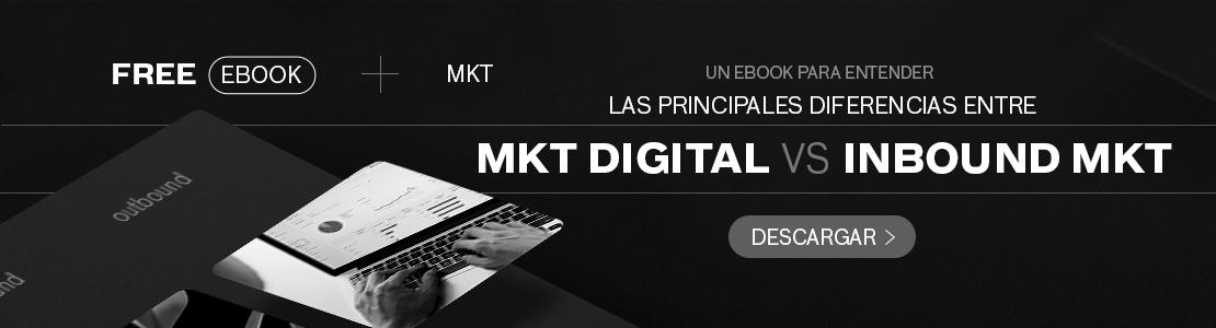 ebook de marketing digital e inbound marketing