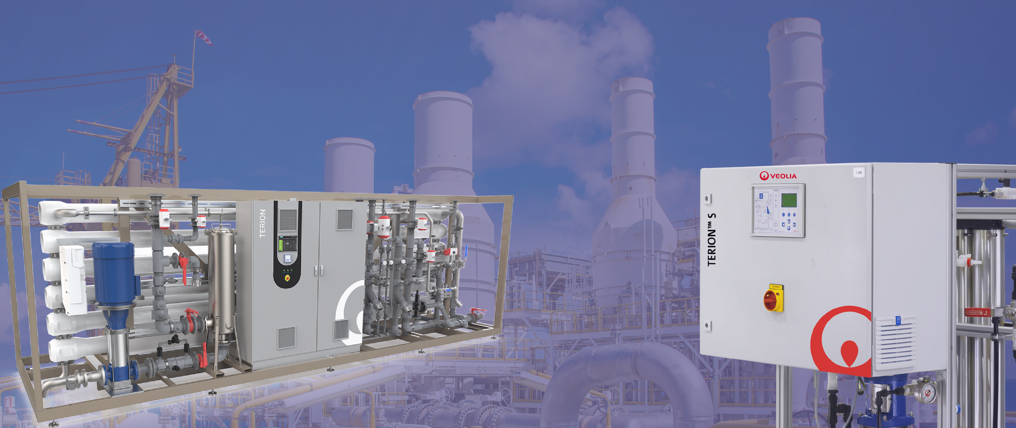 Terion: A new water solution for the power and industrial sectors