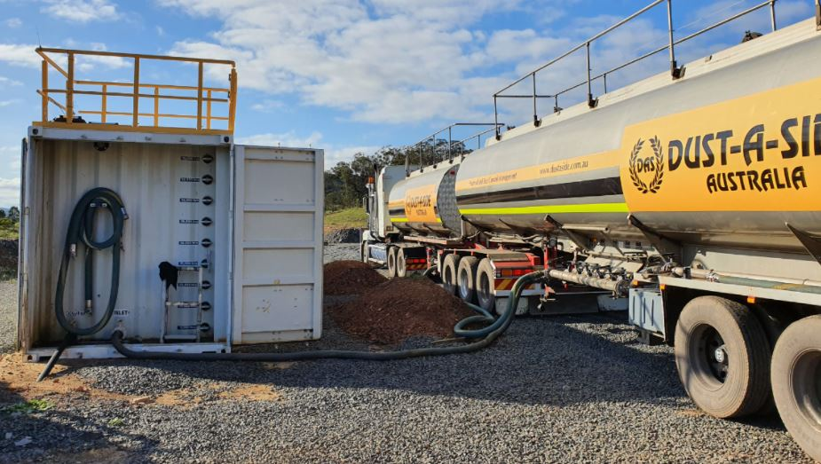 Engaging with an experienced dust control service provider can result in significant benefits for the mine.