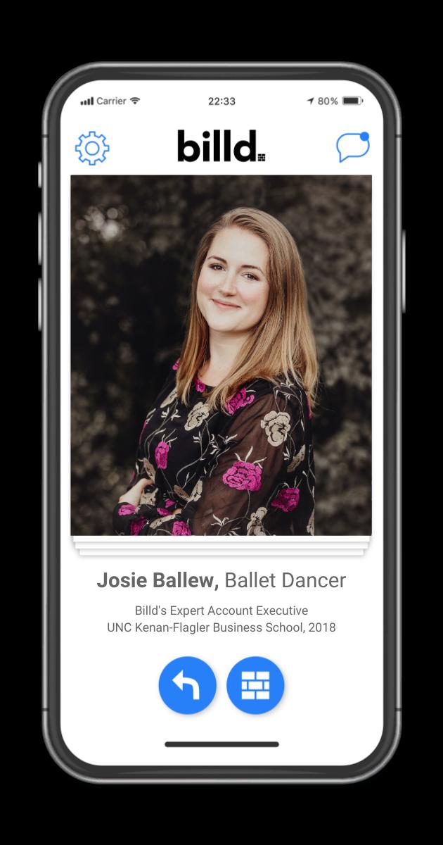 Josie Ballew, Ballet Dancer