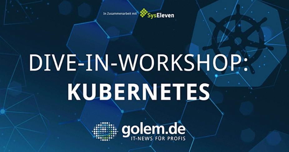 Golem SysEleven Workshops 2021