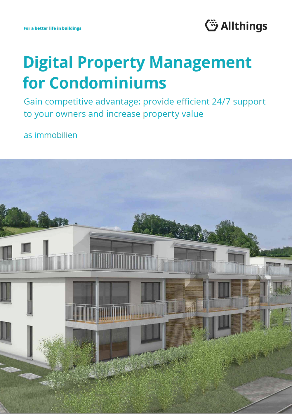 Digital Property Management for condominiums