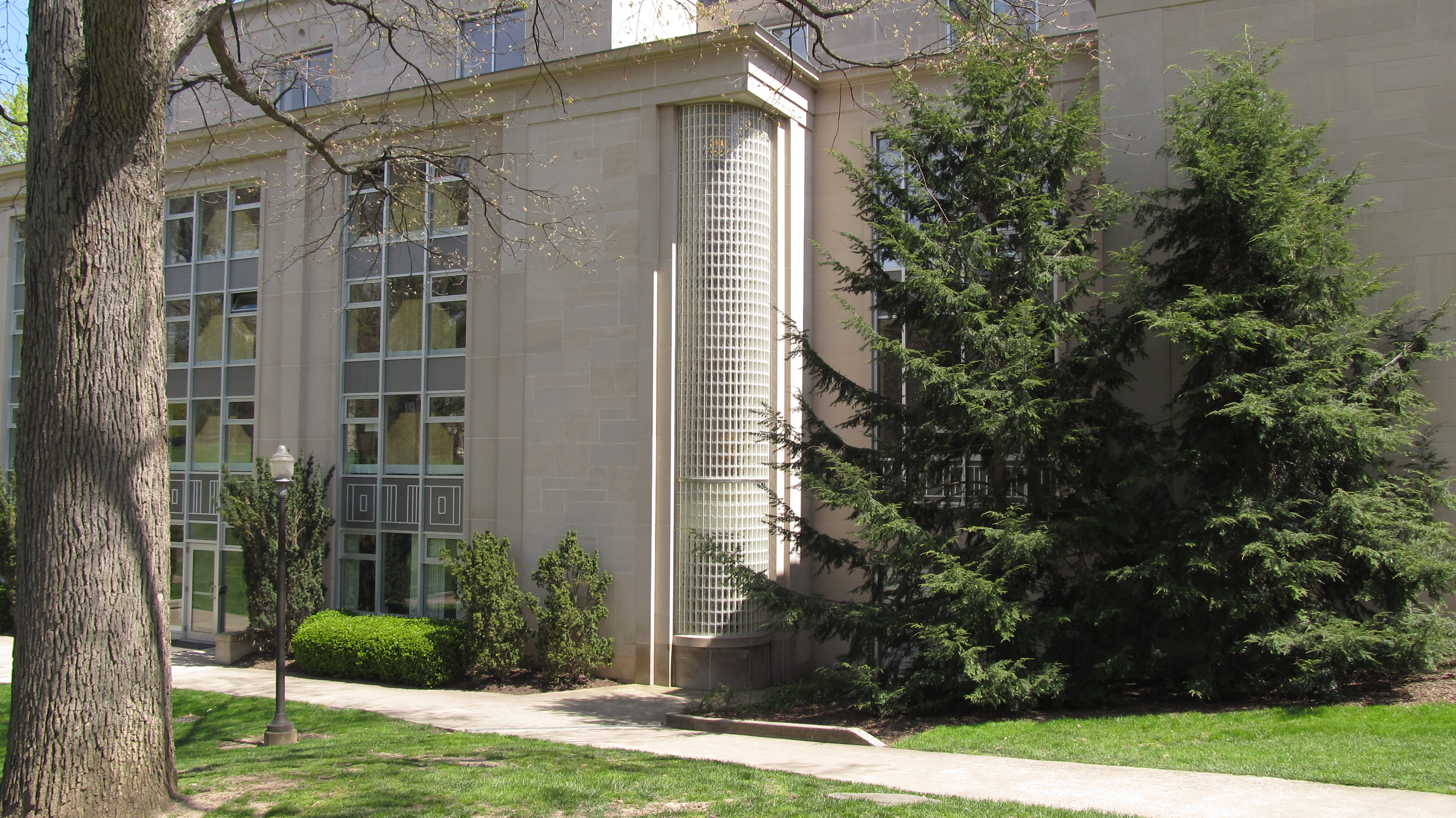 College of Wooster Library Wooster, OH (7)
