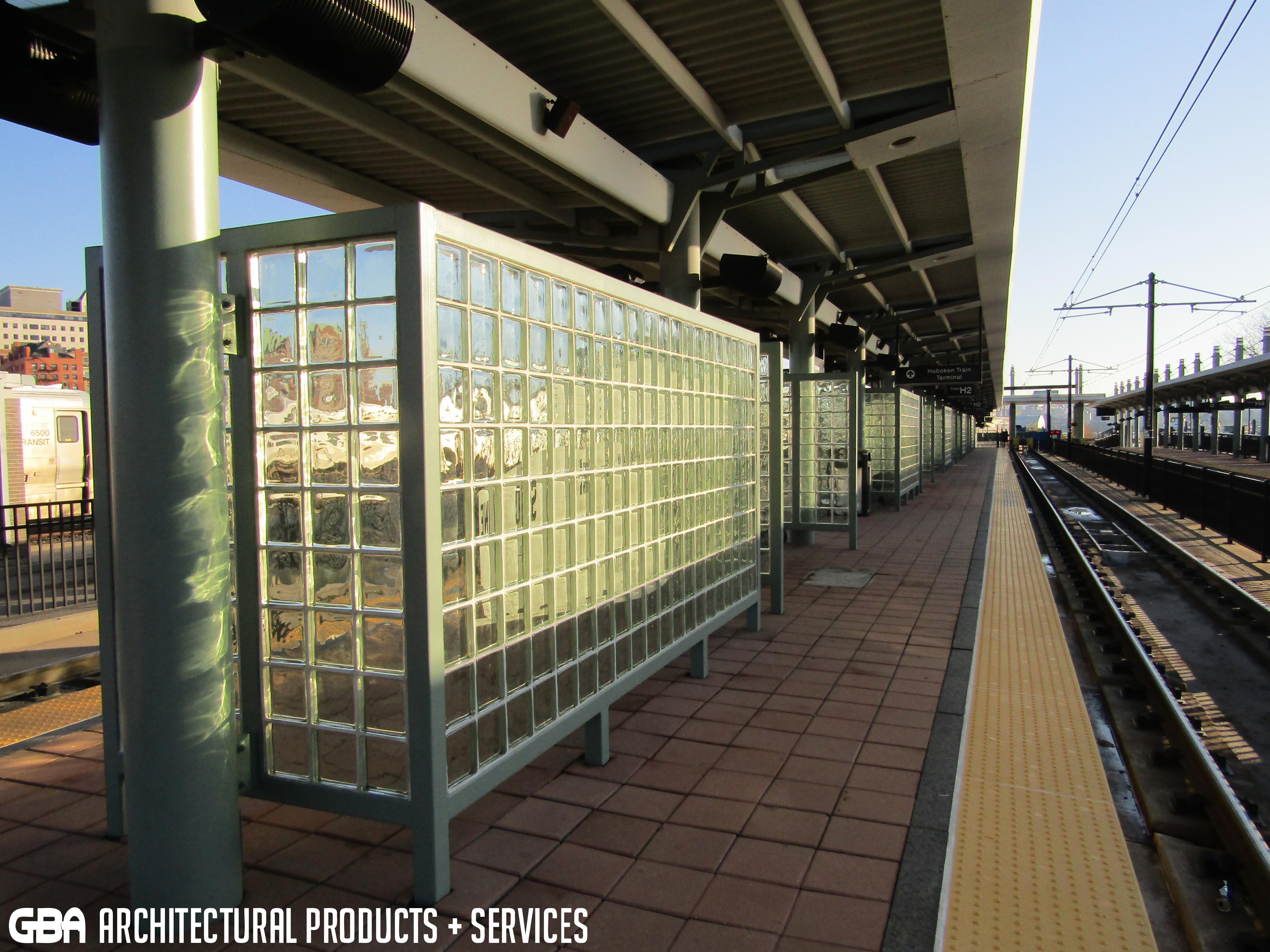 HBLR - Hoboken Transit Terminal