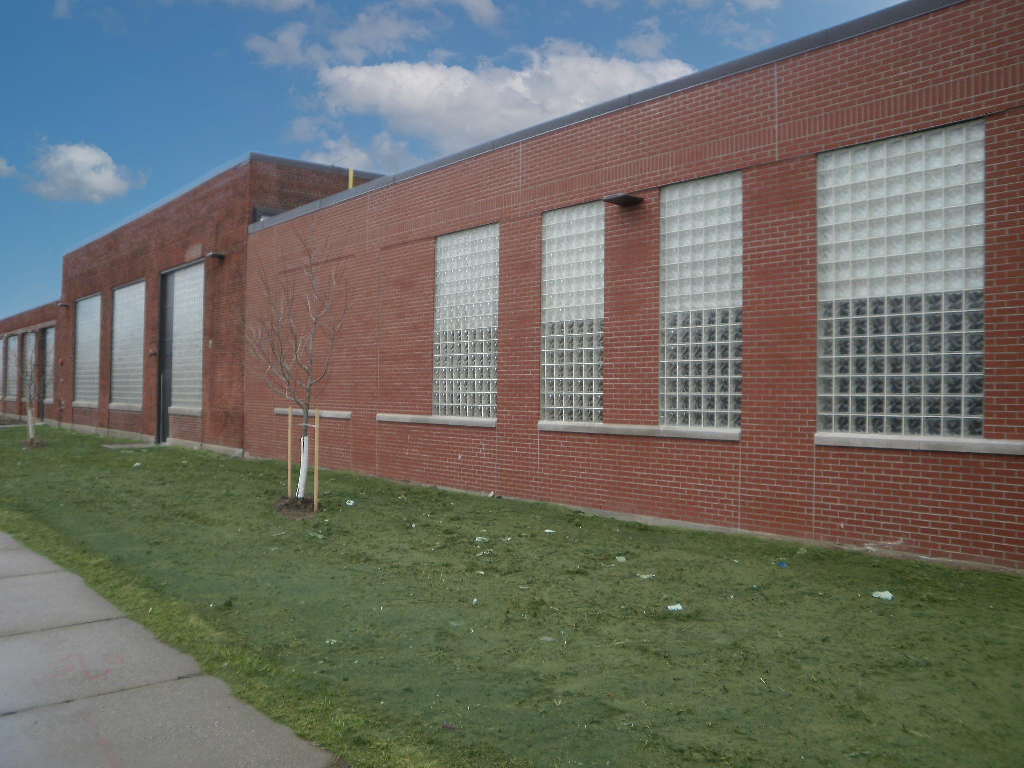 Shoemaker Terminal Detroit Dept of Transportation, Detroit, MI (15)-2