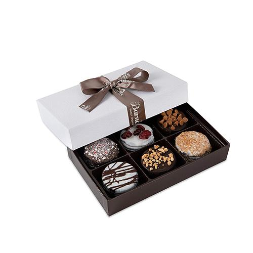 barnett's cookie box