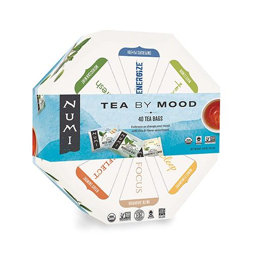 numi tea by mood gift set