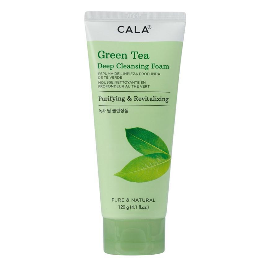 Green Tea Deep Cleasing Foam
